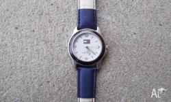 Tommy Hilfiger Watch, used but in good condition. Call