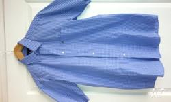 Men's Tommy Hilfiger shirt, size S. Worn once. Perfect
