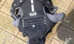 b76ef630dc4 Tomy Freestyle Baby Carrier. Used Once Or Twice.  20