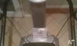 For sale . Crazy Fit Toning machine. Excellent
