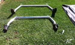 BRAND NEW TONNEAU COVER TO SUIT 2005 MODEL COMMODORE