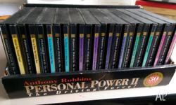 Tony Robbins - Personal Power II - 30 day program CD