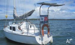 Top Hat 25, Sail Boat, , , This yacht is equipped to go