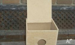 we have top quality breeding boxes suitable for