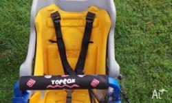 Topeak bike child carrier, currentl retailing for