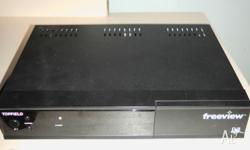 Used and excellent working condition DVB Compliant A/V