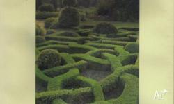 TOPIARY-ART OF CLIPPING TREES AND ORNAMENTAL HEDGES