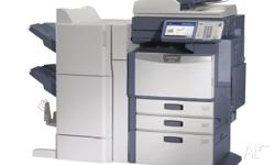 Toshiba eStudio 3520c Full Colour Photocopier with Fax