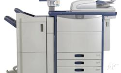 Fully Serviced Monochrome & Colour Photocopiers We have