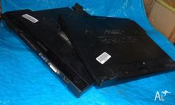 Here are 3 x Toshiba laptop docks (PA3508A-1PRP) left