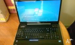 SELLING TOSHIBA P500 LAPTOP HAS 18.4 INCH HD SCREEN -
