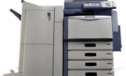 Toshiba eStudio Colour A3 / A4 Photocopiers