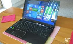 Toshiba Satellite L50-A laptop (Part no.