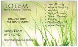 Lawn Mowers packed it in? Give us a call at Totem and
