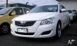 TOYOTA, Aurion, GSV40R, 2008, Front Wheel Drive, WHITE,