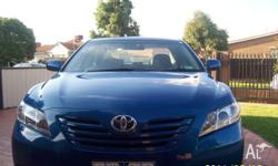 Toyota Camry Altise 2006, Auto, Blue, Full Options,