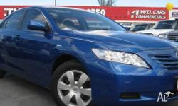 TOYOTA,CAMRY,ALTISE,2007, SEDAN, 2.4L, AUTOMATIC,