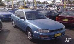 Toyota,Camry,CSi,1993 Front Wheel Drive Blue Mist Grey