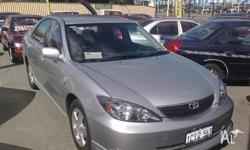 Toyota,Camry,SPORTIVO,2003 Front Wheel Drive Silver