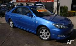 TOYOTA, CAMRY, ACV36R 06 UPGRADE, 2005, FWD, BLUE, 4D