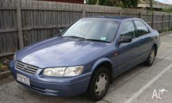 Blue 1999 Toyota Camry CSI, In excellent condition,