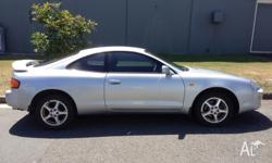 Toyota Celica SX-R, Automatic Celica, Great condition
