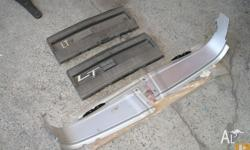 TOYOTA CELICA TAZZ Front Bar. Filler Trims New Gen