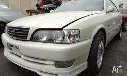 Toyota Chaser Auto Turbo Japanese performance one of