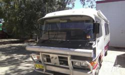 4.2 Diesel, five speed, 1992, Long Wheel Base, L�R