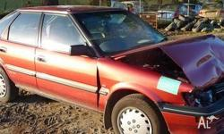 Toyota Corolla, 1990,, AE92, 1.6 carby engine, 3spd