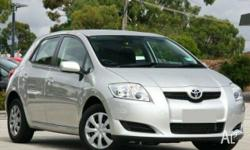 TOYOTA,COROLLA,ZRE152R MY09,2009, FWD, Silver, 5D