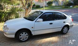 An economic well maintained car in excellent condition,
