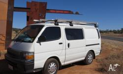 We are selling our beloved Campervan since we continue