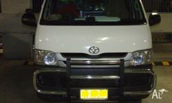 toyota hiace for sale in New South Wales Classifieds & Buy