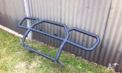 Toyota hilux 89-99 2wd bull bar Good condition. $100