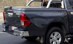 TOYOTA HILUX SPORTS HARD LID (COVER) with integrated