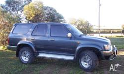 1991 (2000 Import) Toyota Hilux Surf SSR-G. Turbo