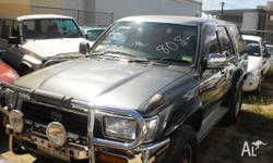 TOYOTA,HILUX,1994, GUN METAL GREY, Air conditioning,