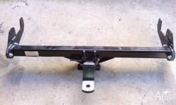 Genuine Toyota Hilux Towbar second hand in excellent as