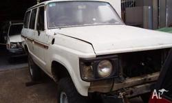 toyota landcrusier 60series 2h auto a c p s parts from