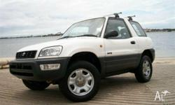 TOYOTA,RAV4,1999, 0, White, WAGON, PETROL, MANUAL,
