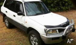 Make: Toyota Model: RAV4 Mileage: 153,300 Kms Year: