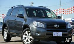 TOYOTA, RAV4, ACA33R MY08, 2008, 4X4 On Demand, Silver,