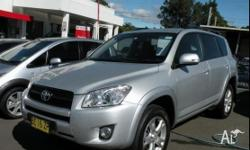 TOYOTA, RAV4, ACA33R MY09, 2010, 4X4 On Demand, Silver