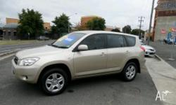 TOYOTA,RAV4,ACA33R,2006, 4X4 On Demand, Dune, 5dr
