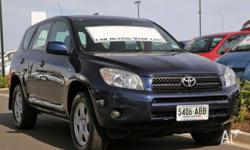TOYOTA, RAV4, ACA33R MY08, 2007, 4X4 On Demand, Dynamic