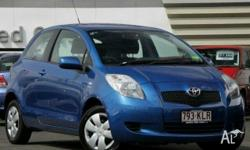 TOYOTA,YARIS,NCP90R,2006, FWD, Blue, cloth trim, 3D