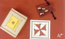 I have the following traditional Indian board games for