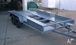 Trailer - 15x6 Car Carrier 1999kg, Car Carrier, 1999kg