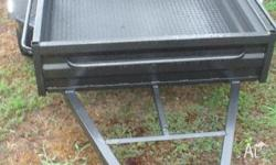 TRAILER 7 X 4 HEAVY DUTY FROM $1270 BOX TRAILER HEAVY